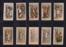 Rare Siam Tobacco cigarette cards set Thailand 1923  Dreams